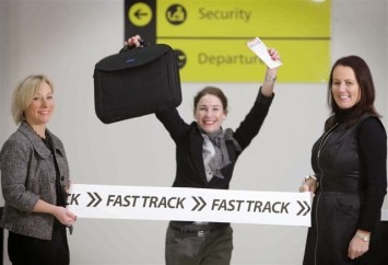 Airport fast track service