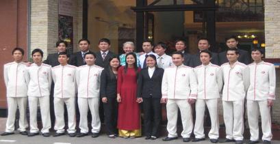 Vietnam Visa Expert Staff